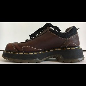 DR. MARTENS AIRWEAR Sz 6 Leather Oxfords-Like New